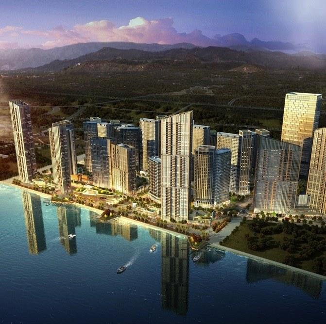 Mandani Bay Suites Tower2